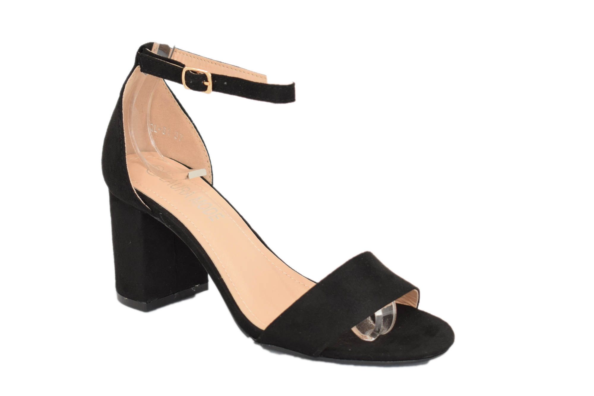f4f00884b6 Μαύρο σουέντ πέδιλο - Γυναικεία Παπούτσια - Steve   Paul
