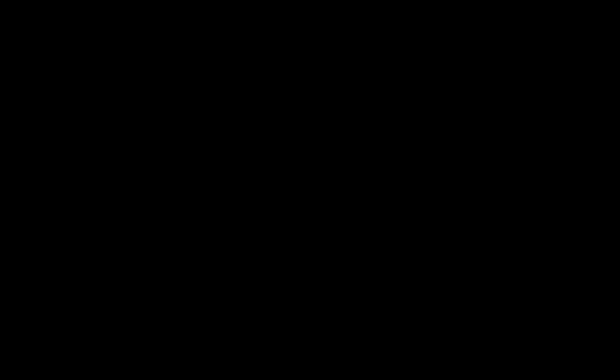 Δερμάτινο μαύρο flatform Steve&Paul